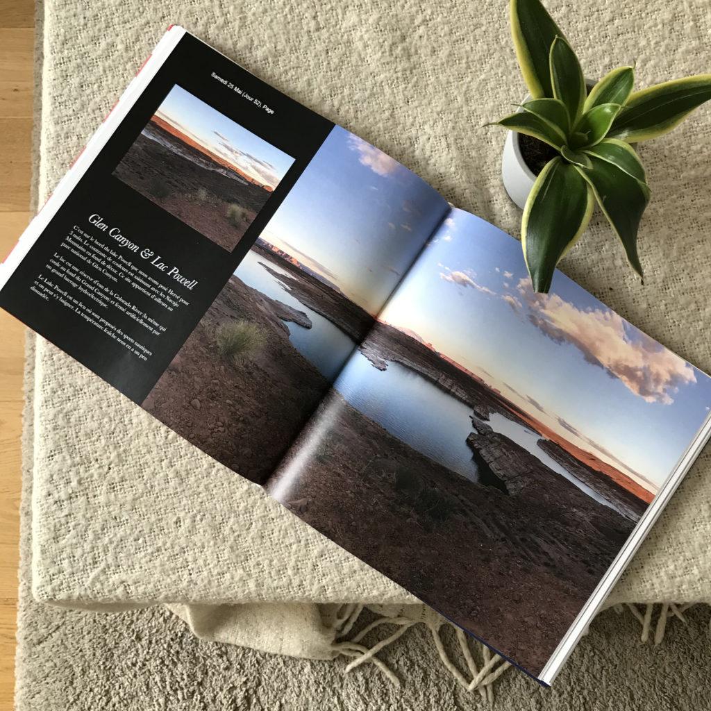 livre photo Voyage aux USA